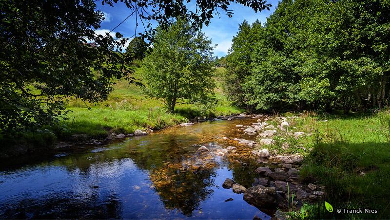 Rivière Le Vernason