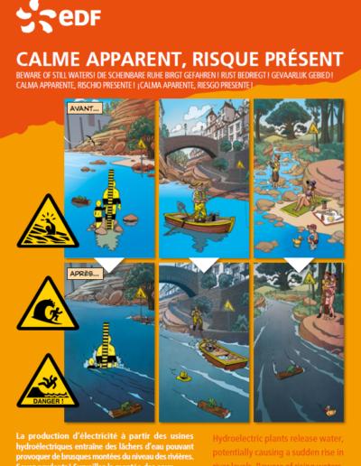 Calme apparent, risque présent - Page 1