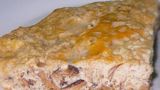 Omelette aux vairons de David Tomasi (source Billouttes)