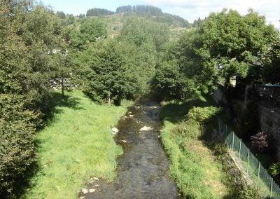 Le Vernason à l'entrée de Saint-Cirgues-en-Montagne