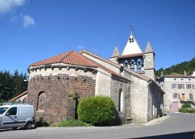 Eglise de Saint-Cirgues-en-Montagne