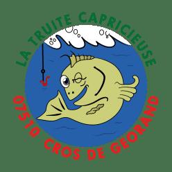 Logo AAPPMA La Truite Capricieuse - pêche